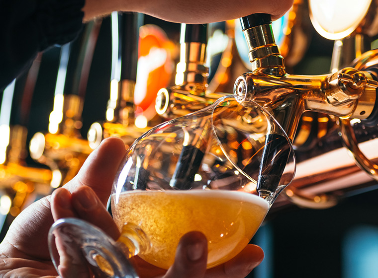 Visit Belgian breweries and beer tasting weekend